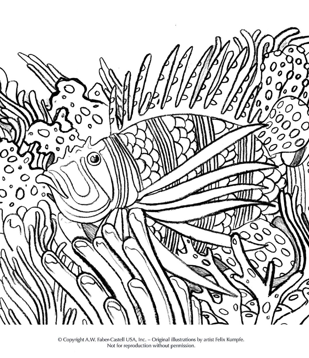 medium size of coloringstaggering fish coloring image ideas coloring ...