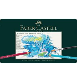 Faber-Castell - Watercolour pencil Albrecht Dürer tin of 36