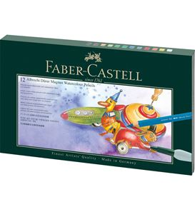 Faber-Castell - Albrecht Dürer Magnus watercolour pencil, gift set 16 pieces