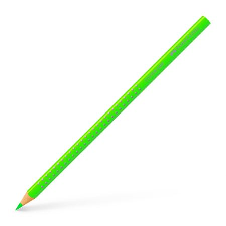 Faber-Castell - Colour Grip colour pencil, green neon