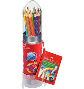 Faber-Castell - Colour Grip painting & drawing set rocket