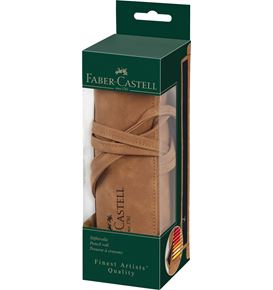 Faber-Castell - Art & Graphic pencil roll, empty