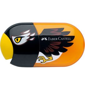 Faber-Castell - Double hole sharpener eagle including eraser