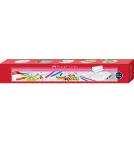 Faber-Castell - Banner roll with pony farm motif