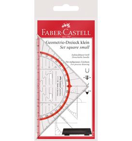 Faber-Castell - Triangle + handle 14cm