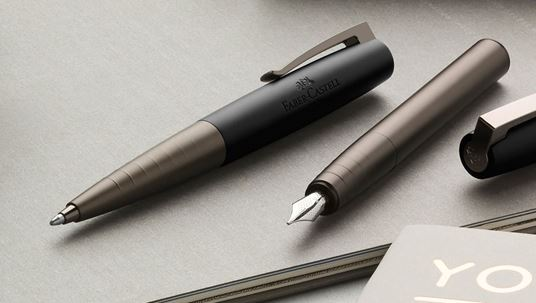 Loom - twist ballpoint pen - rollerball pen - fountain pen